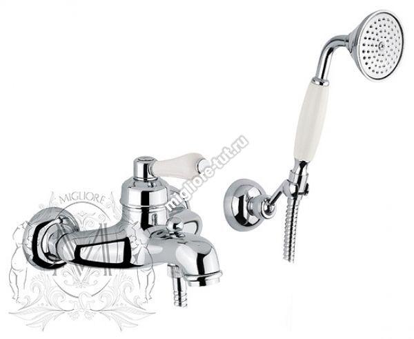 Смеситель Migliore Ermitage ML.ERM-7002 CR для ванны
