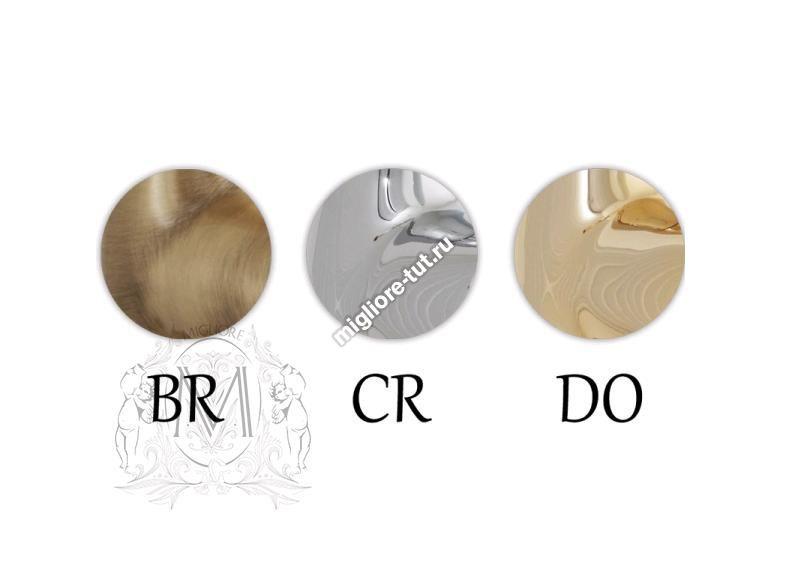 Ручка Migliore Uni орех ML.RIC-19520 CR