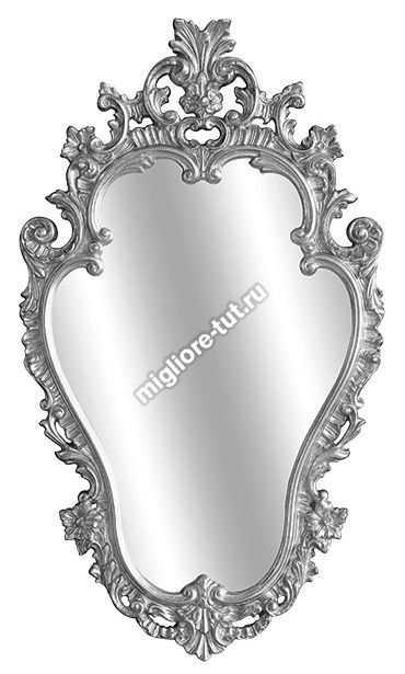 Зеркало фигурное Migliore ML.COM-70.723 AG