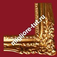 Зеркало фигурное Migliore ML.COM-70.723 цвет бронза
