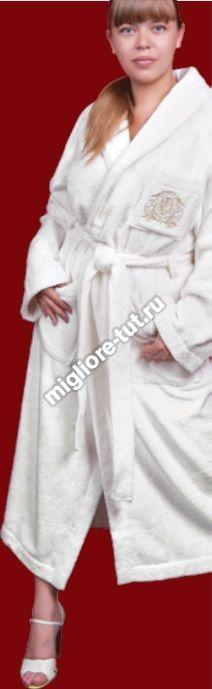 Халат банный  Migliore Avorio Dorato