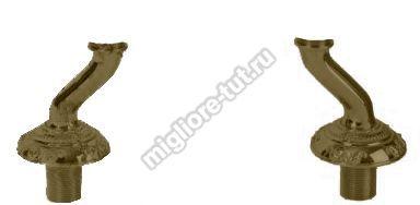 Полуколонны врезные Migliore Cristalia Swarovski ML.RIC-3705 цвет бронза