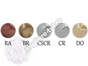 Кран запорный Migliore Princeton ML.PRN-858 цвет состаренный хром