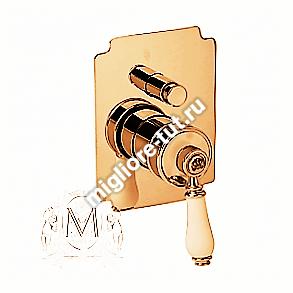 Смеситель для душа Migliore Ermitage ML.ERM-7072.BIDO цвет золото