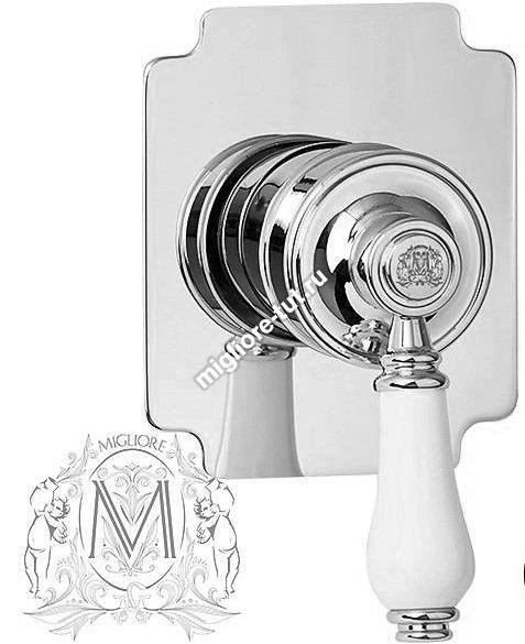 Смеситель для душа Migliore Ermitage ML.ERM-7030.BICR цвет хром