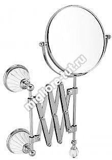 Зеркало оптическое пантограф d18xh40x60 cm ML.OLV-60.619 BI.CR
