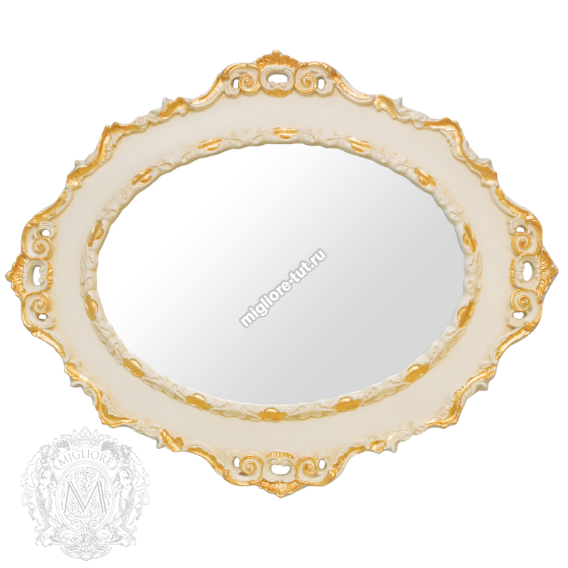 Зеркало фигурное Migliore ML.COM-70.784 AV.DO