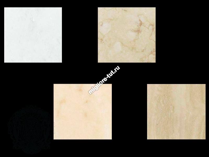 Комплект мебели Migliore Alba 1 L183 см