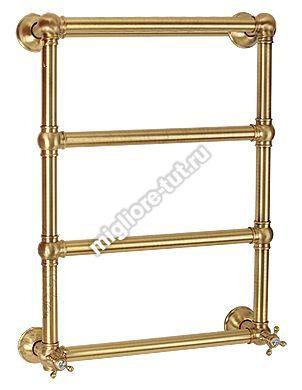 Полотенцесушитель водяной Migliore Colosseum ML.CLS-HY.400 цвет золото